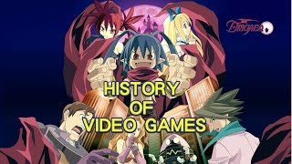History of Disgaea (2003-2017) - Video Game History