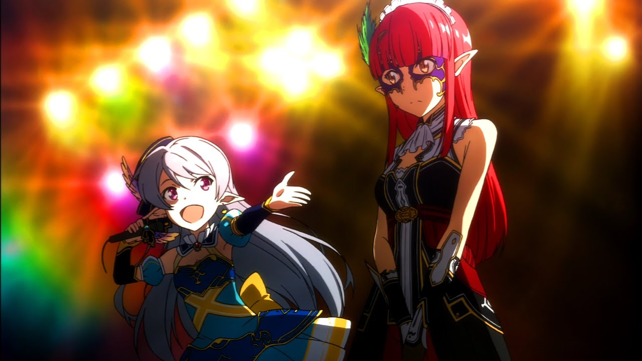 Rain & Seven concert event Sword Art Online Lost Song ...