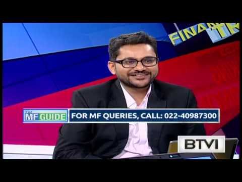 Vatsal Shah - Head, Wealth Management on BTVI 'The MF Guide' Show 12th Oct 2018