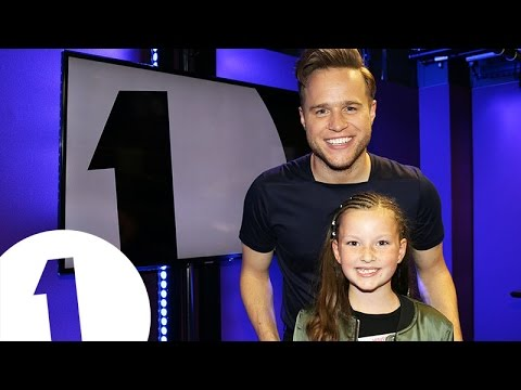 Olly Murs' Surprise Duet with 8 Year Old Fan!