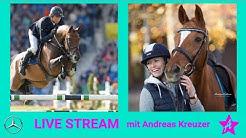20:30 UHR - LIVE STREAM - GEWINNSPIEL - Mercedes-Benz Reiter Forum LIVE