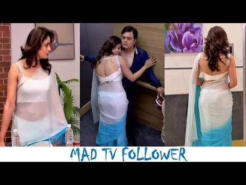 Neha Pendse  edit #1 | white saree  - Mad Tv Follower thumbnail