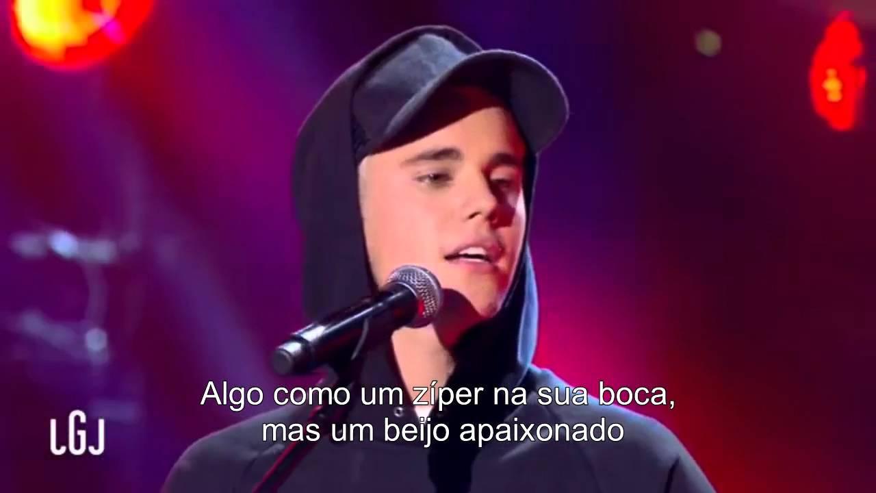 Justin bieber hold tight live [legendado/tradução] youtube.