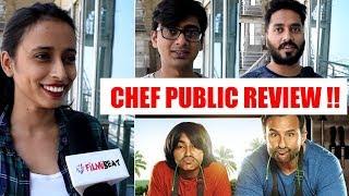Chef Public Review | Saif Ali Khan | Padmapriya Janakiraman | Raja Krishna Menon | FilmiBeat