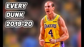 Alex Caruso MONSTER Dunks Mix (2019-20)