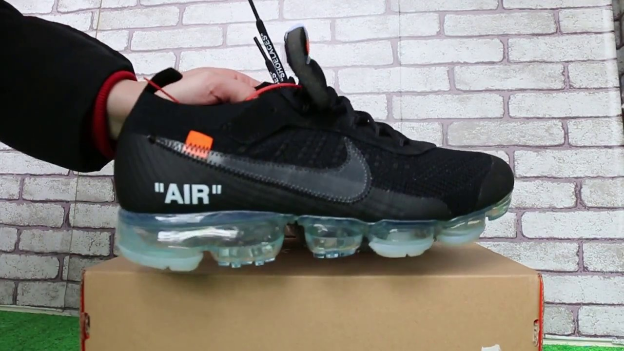 485c1dcb6236d 2018 OFF-WHITE x Nike Air VaporMax 2.0. soleyeezy sneakers