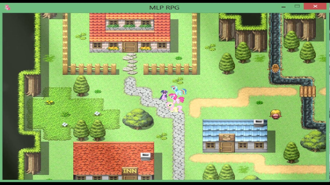 Free Movement - Completed Scripts/Plugins/etc  - RPG Maker
