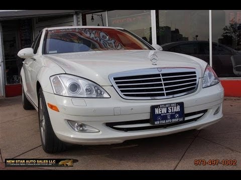 2008 mercedes benz s class s550 4matic youtube. Black Bedroom Furniture Sets. Home Design Ideas