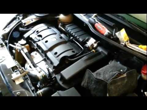Limpeza de bicos Peugeot 207 1.6 Parte 01