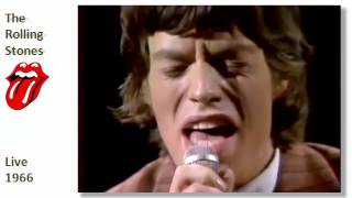 The Rolling Stones - Live 1966 - AS TEARS GO BY