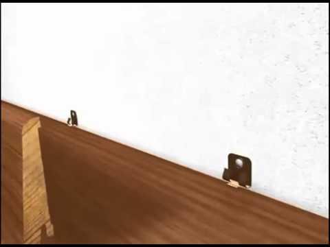 Купить плинтус деревянный напольный для дома по хорошим ценам. Лучшая стоимость деревянного плинтуса и высокое качество.