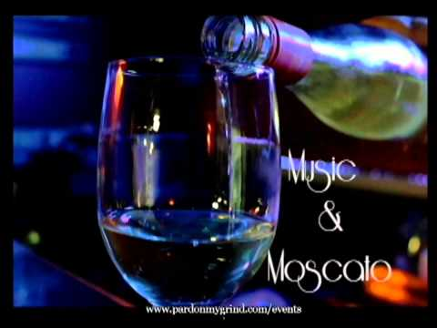 Pardon My Grind Presents... MUSIC & MOSCATO at Tempo Charlotte