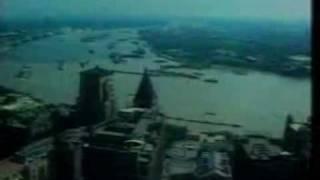 〖话说长江〗24回:黃浦江溿 C/03 中央电视台 1983