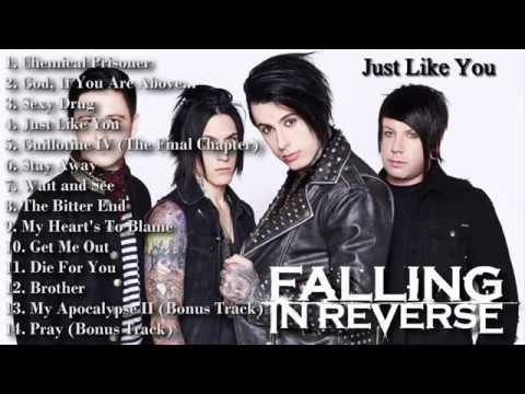 Just Like You (Deluxe Edition)[Full Album] | Falling In Reverse