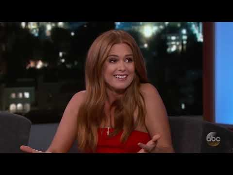 Isla Fisher Is Hilarious