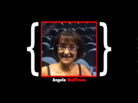 Le cinque parole di Angela Malfitano
