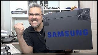 Samsung me ha enviado una caja será el Galaxy S9+ SORTEO