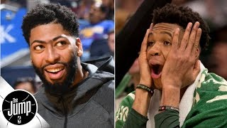 If Anthony Davis and not Giannis had been on Bucks, they'd've made 2019 Finals -Rich Paul | The Jump