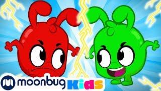 Morphle39s EVIL TWIN - My Magic Pet Morphle  Cartoons For Kids  Morphle TV  Kids Videos