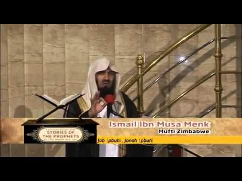 Ayoub Job AS and Yunus Jonas AS Mufti Menk