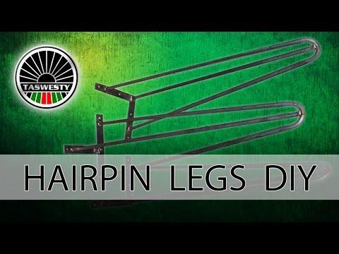 Hairpin Legs DIY
