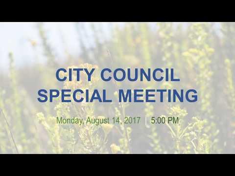 Malibu City Council Meeting August 14, 2017