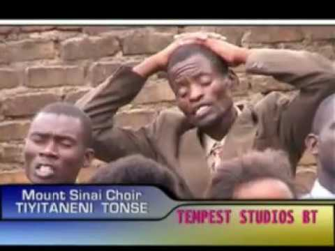 Mount Sinai Choir   Tiyitaneni Tonse
