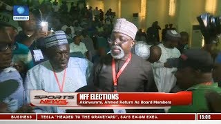 Analysts Agree NFF Election Was Impressive, Speak Of Expectations Pt.3 |Sports Tonight|