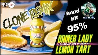 DIY Ejuice Clone | Recipe Dinner Lady Lemon Tart | 95% Likness