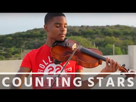 One Republic - Counting Stars - Jeremy Green - Viola Cover