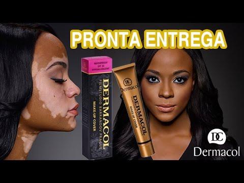 Base Dermacol - Dermacol Base Pronta Entrega - YouTube
