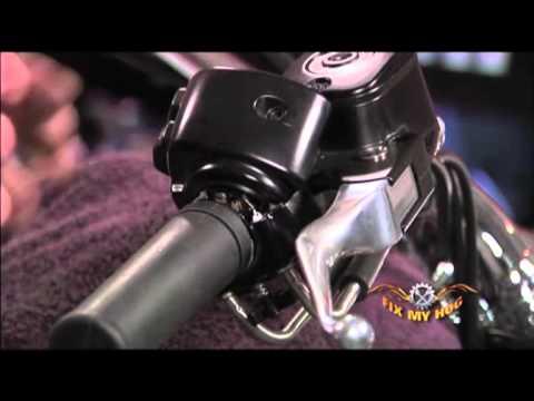 Harley Davidson Throttle Cable Repair