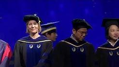 SMU Commencement 2018: School of Law Undergraduate & Postgraduate Ceremony