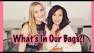 What's In Our Bags?! With Kerry Washington Thumbnail