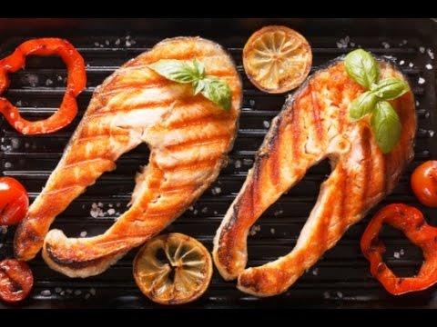 Маринад для рыбы. Вкусные стейки на углях