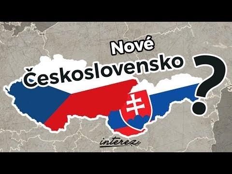 Ako by to vyzeralo, keby sa Česko-Slovensko opäť zjednotilo?