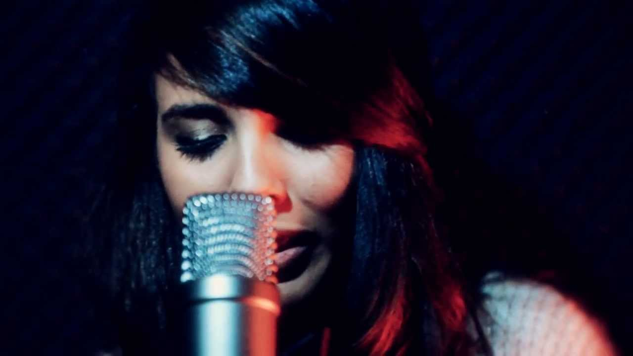 Katy Perry-Unconditionally (Cover By Myriam) - YouTube