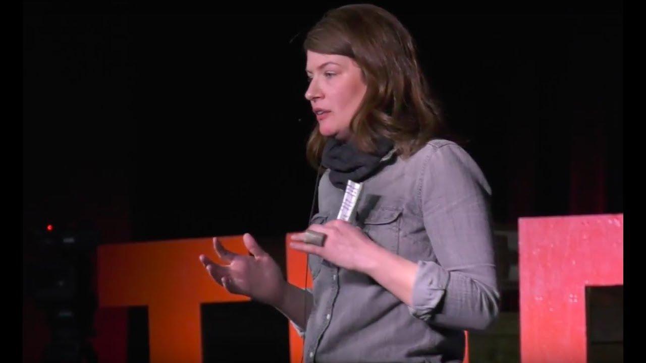 Education in Prisons | Karyn-Lynn Fisette | TEDxPortlandStateUniversity