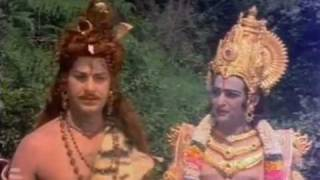 Lord Shiva chases after Mohini Thumb