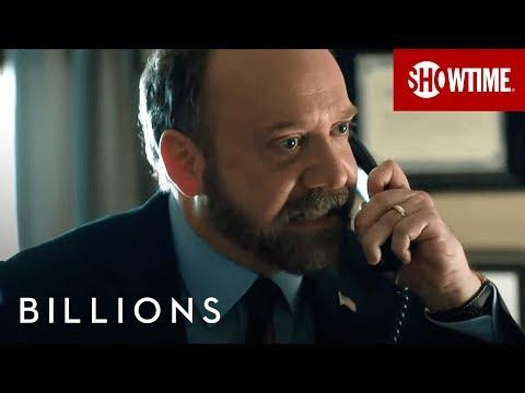 Billions | 'Follow the Money' Tease | Damian Lewis & Paul Giamatti Showtime Series