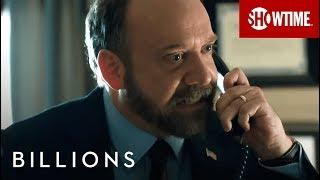 Billions | 'Follow the Money' Tease | Damian Lewis & Paul Giamatti Showtime Series