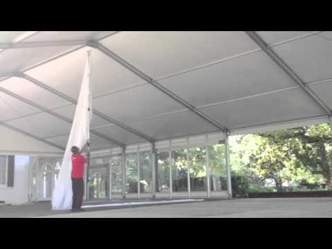 Lowndes Grove Plantation Draping Designer Demo by Tanis J Events - YouTube & Lowndes Grove Plantation Draping Designer Demo by Tanis J Events ...