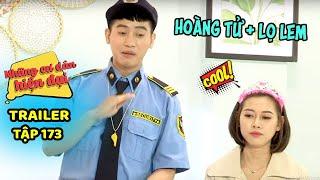 Những cư dân hiện đại - Trailer Tập 173   HTV FILMS - Phim hài Việt Nam hiện đại hay nhất 2019