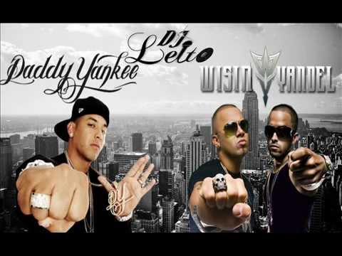 Daddy Yankee vs Wisin y Yandel enganchado