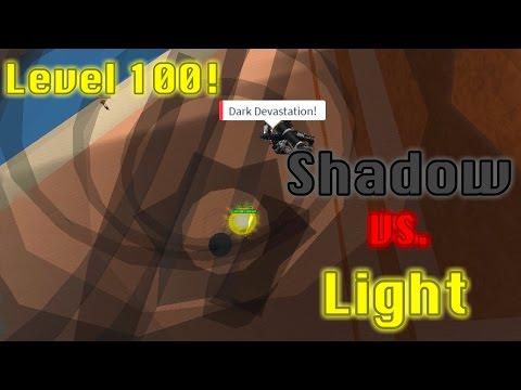 Roblox Arcane Adventures - Level 100 and Light vs. Shadow