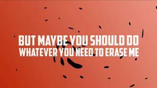 DEEMAH - Erase Me (Lyric Video)