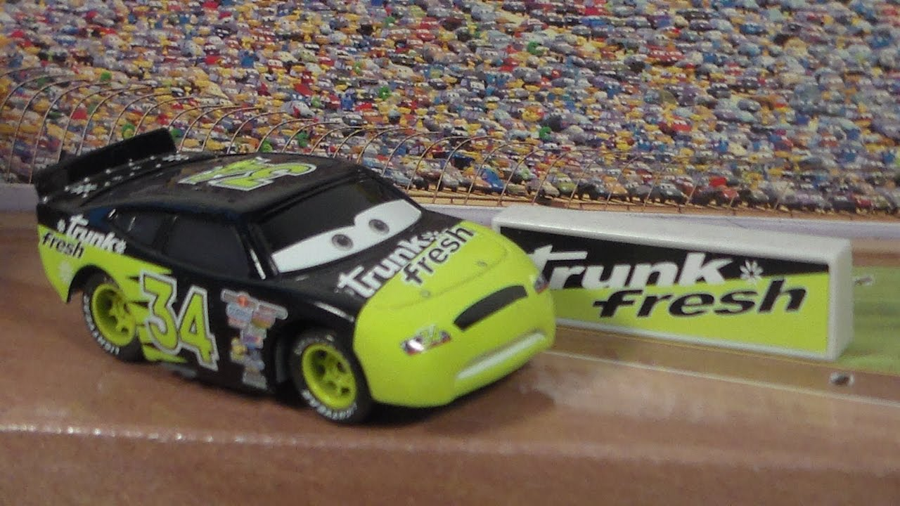 Disney Pixar Cars Haulers