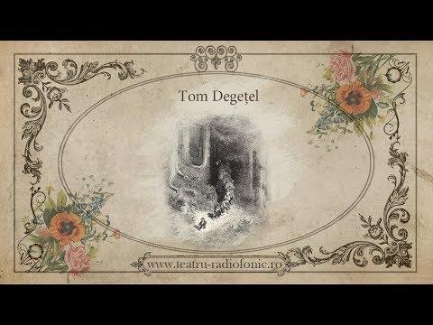 Tom Degetel, de Charles Perrault (Teatru Radiofonic pt Copii)