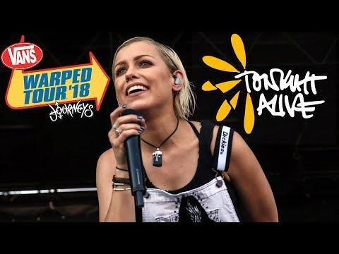 Tonight Alive - Full Set (Live Vans Warped Tour 2018) No Pause Mp3