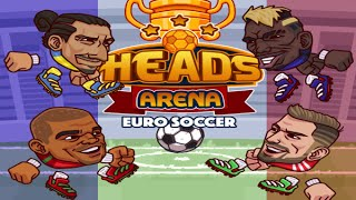 Heads Arena: Euro Soccer Full Gameplay Walkthrough